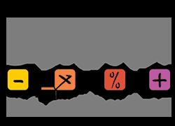 Dahlin Ekonomikonsult AB, logo